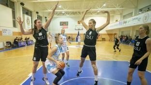 RSU sensacionāli uzvar Lietuvas čempioni, Liepāja zaudē 45 minūšu drāmā Tartu