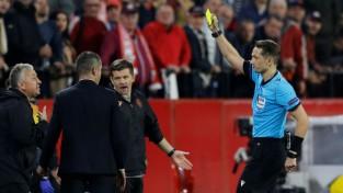 """VAR drāma Seviljā, Portugāles klubiem izgāšanās, """"Arsenal"""" ielaiž papildlaika beigās"""