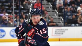 """Merzļikina komandas biedrs no NHL pārcelsies uz KHL klubu """"Barys"""""""