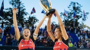 Latvijā otro reizi norisināsies Eiropas čempionāts pludmales volejbolā