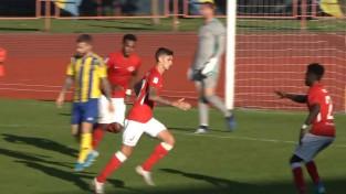 """""""Ventspils"""" galotnē izglābjas no zaudējuma pret """"Spartaku"""""""