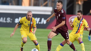 Latvija FIFA rangā panāk nepieveikto Andoru
