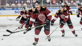 """Rīgas """"Dinamo"""" nosūta kanādieti Elisu un Ģēģeri uz fārmklubu Latvijas līgā"""
