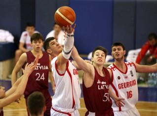 U16 puiši: Turcijas turnīrs pabeigts ar uzvaru pār Ukrainu