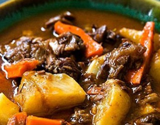 Jēra gaļas zupa
