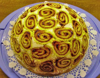 "Torte ""Karaliskā Šarlote"""
