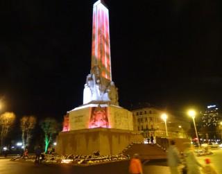 """Gaismas festivāls """"Staro Rīga"""" šogad atzīmēs 10 gadu jubileju"""