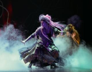 Daugavpils teātra izrādē raganiņa iemācījās runāt latgaliski