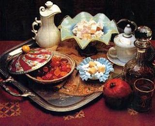 Turcijas virtuve un tās vēsture. 1.daļa