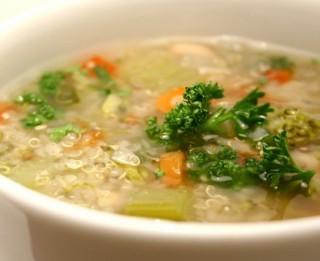 Ēd un vājē. Zupa ātrai tauku dedzināšanai