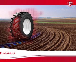 Lauksaimniecības tehnikas riepas Firestone Maxi Traction IF – jaunums no Bridgestone