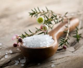 Sāls veselībai un skaistumam