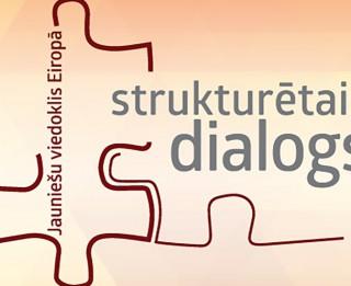 """Sākušās jauniešu reģionālās konsultācijas """"Kafija ar politiķi"""" Strukturētā dialoga ietvaros"""