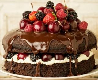 500 kūku receptes no Sūzenas Bleikas
