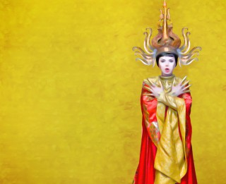 """Latvijas Nacionālajā operā 1. decembrī atjaunojumu piedzīvos Džakomo Pučīni operas """"Turandota"""" leģendārais uzve-dums"""