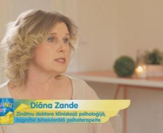 Video: Diānas Zandes ieteikumi jaunajām māmiņām