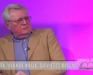 Video: Rakstnieks Jānis Ūdris: Es noliecos un paceļu faktus no zemes