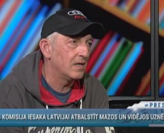 Video: Zveja: Valdība tikai tēlo, ka viņiem interesē cilvēku labklājība