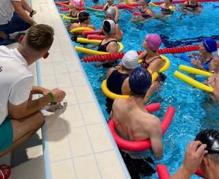 Latvijā sākušās sporta skolotāju mācības ūdens kompetencē