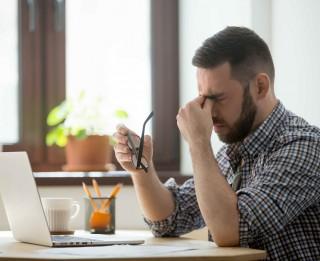 Attālinātais darbs – kā parūpēties par acu veselību, daudz vairāk laika pavadot pie datora