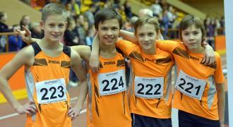 Foto: Latvijas čempionāts U-14 vecuma grupai