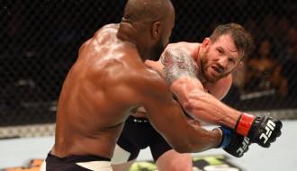 """Foto: Atskats uz cīņu šovu """"UFC 192"""""""