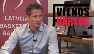 """Video: Šneps par politiku sportā, """"Eurobasket 2015"""", LBL, totalizatoriem..."""