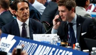 """""""Maple Leafs"""" pārbūve - 28 gadus vecas uzlecošās zvaigznes rokās"""