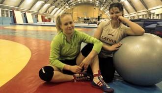 Video: Grigorjeva Somijā gatavojas olimpiskajām spēlēm