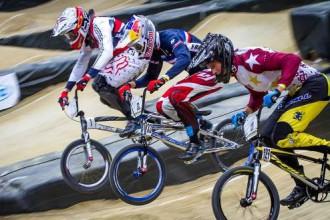 Latvija Olimpiskajā BMX rangā paceļas uz pirmo vietu