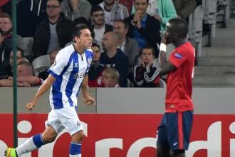 """""""Porto"""" panākums Francijā, Māliņa BATE nenosargā uzvaru Bratislavā"""
