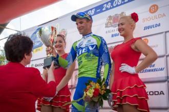 """""""Baltijas ceļa"""" pirmajā posmā uzvar ukrainis Konoņenko, Vosekalns sestais"""