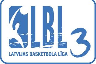 LBL3: 2014./2015.gada sezonā piedalīsies 17 komandas