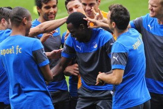 """Barcelona"" centīsies sagraut APOEL sapņus, ""Chelsea"" sagaida ""Schalke 04"""