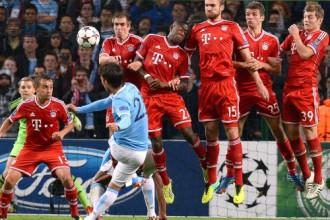 """Cīņai briest Vācijas un Anglijas čempioni - """"Bayern"""" uzņems """"City"""""""