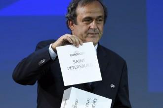 """Platinī: """"Neredzu iemeslu, kādēļ Sanktpēterburga nevarētu uzņemt EČ spēles"""""""
