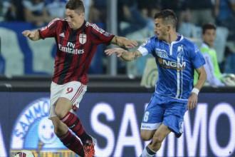 """Toresa pirmie vārti """"Milan"""" rindās palīdz atspēlēties no 0:2"""