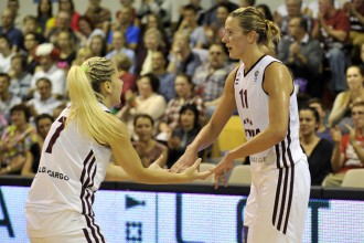 Sieviešu valstsvienība nosargā 16. vietu FIBA rangā, ASV dominē