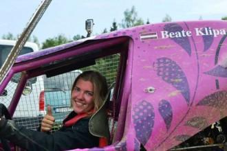 Beate Klipa labāko pieciniekā FIA jauno sportistu konkursā