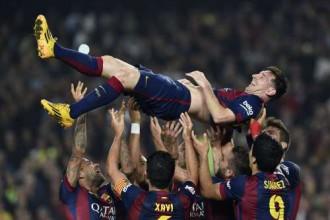 Mesi labo Spānijas čempionātu rekordu - 253 vārti