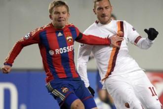 Cauņa nospēlē 64 minūtes, CSKA izglābjas no zaudējuma