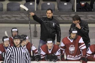 U20 hokejistiem, iespējams, svarīgākā spēle pret Baltkrieviju