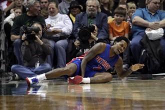 ''Pistons'' līderim Dženingsam Ahileja cīpslas plīsums, jāizlaiž 6-9 mēneši
