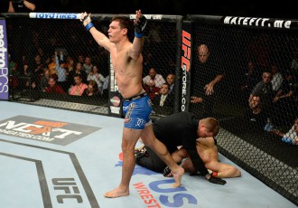 Foto: UFC Fight Night - Bader vs. St. Preux