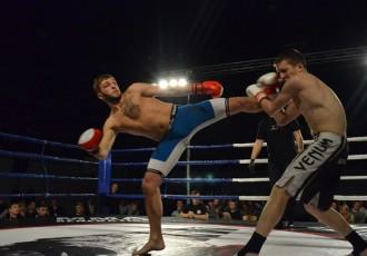 """Foto: Atskats uz cīņu šovu """"Fight Nights"""""""