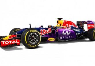 """Foto: """"Red Bull"""" prezentē 2015. gada sezonas krāsas"""