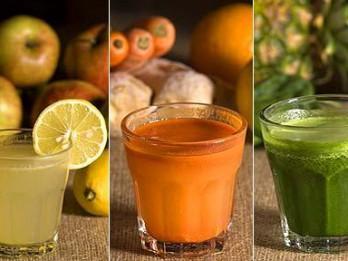 Dārzeņu augu un ogu sulas- veselības un skaistuma garanti