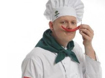 Eiropas dienas brančā Aikāgaršo šefpavārs aicinās nobaudīt Slovākijas un Ungārijas nacionālos ēdienus