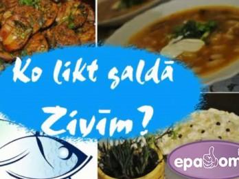 Video: Astroloģijskā virtuve: Ko likt galdā Zivīm?