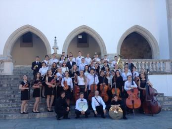 """Valsts svētkos notiks jauniešu simfoniskā orķestra koncerts """"No tumsas šķiļas gaisma"""""""